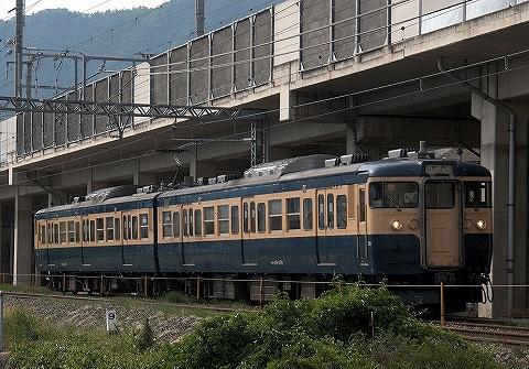 しなの鉄道115系@上田'19.6.1-2