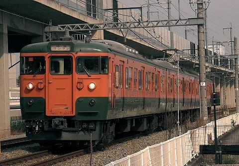 しなの鉄道115系@上田'19.6.1-1