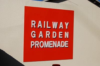 Railwaygardenproenade