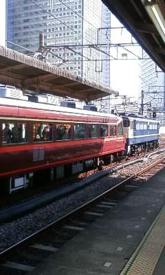 只今品川駅