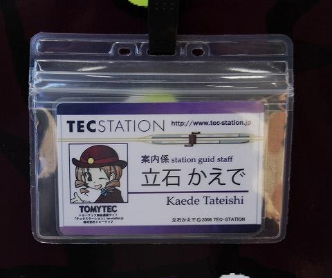 Tateishikaedecard