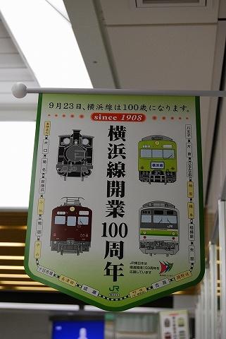 Yokohamaline100yearflag