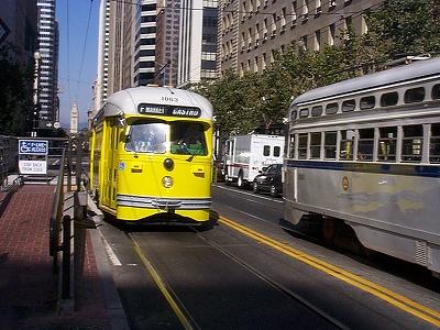 Streetcarsf