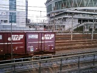 本日のカマ@さいたま新都心(1/20)