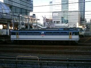 本日のカマ@さいたま新都心(2/12)