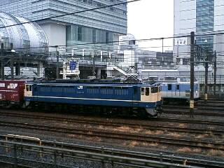 本日のカマ@さいたま新都心(2/20)
