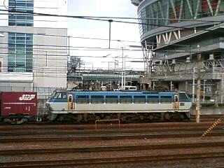 本日のカマ@さいたま新都心(3/26)
