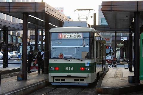 Hiroden814_hirosimaekimae0905