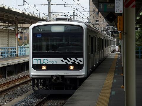 209系MUE-Train@日進