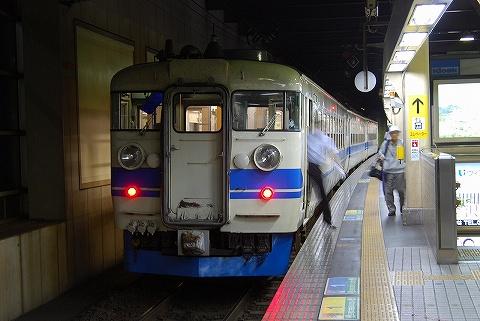 475系@金沢