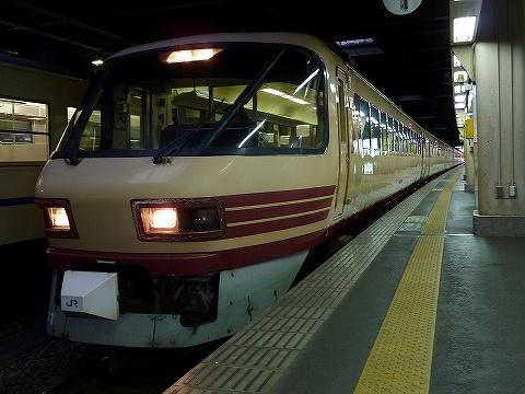 特急雷鳥@金沢'09.9.5-1