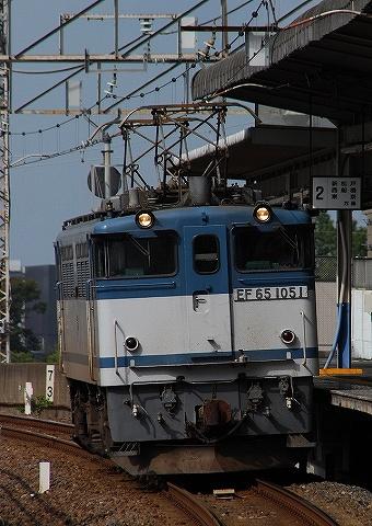 EF65-1051@吉川