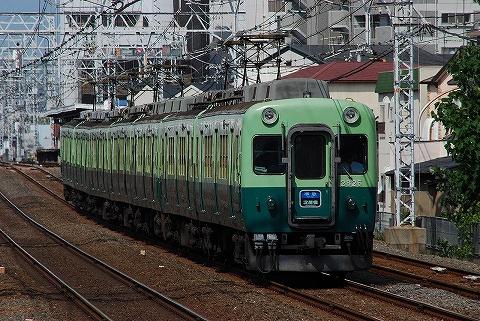 京阪2600系@森小路2