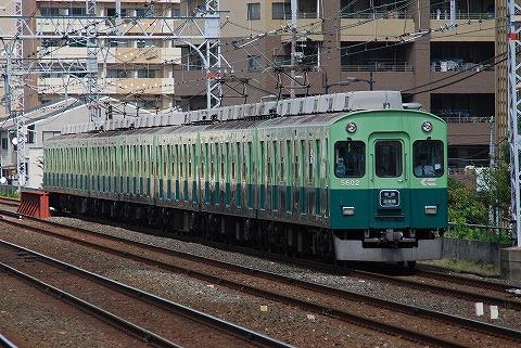 京阪5000系@関目