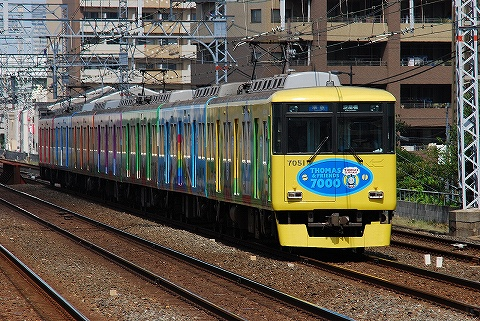 京阪7000系@関目1