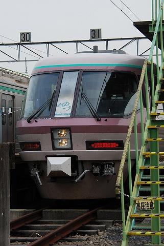 485系@川越車両センター