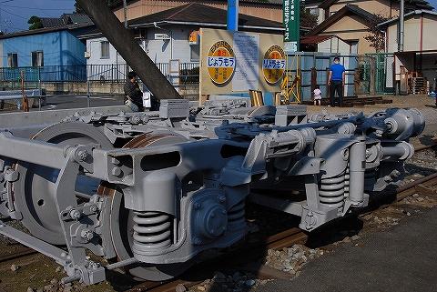 東武5700系台車
