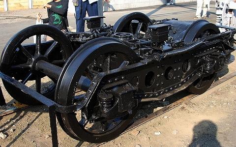 デハ103形台車