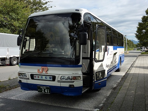 JR東海バス@足柄SA