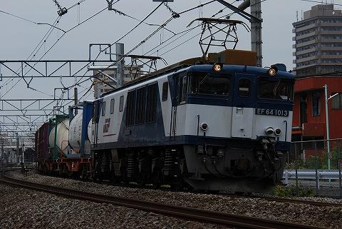 EF64-1013@宮原'09.10.25