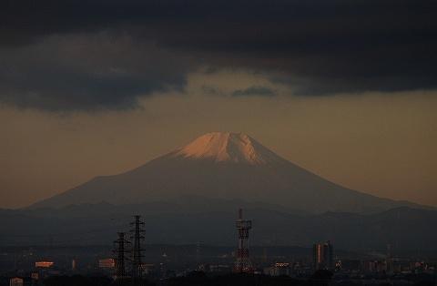 富士山'09.11.15