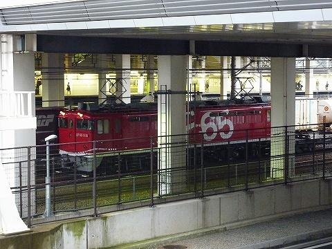 EF65-1118@さいたま新都心