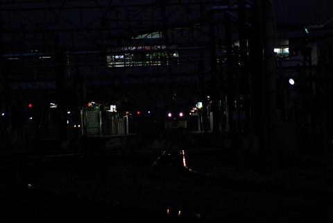 寝台特急あけぼの@宮原'09.12.5