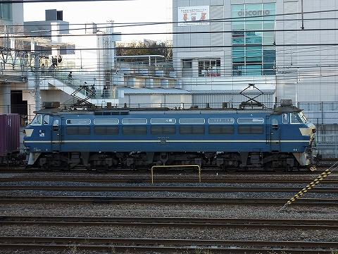 EF66-27@さいたま新都心