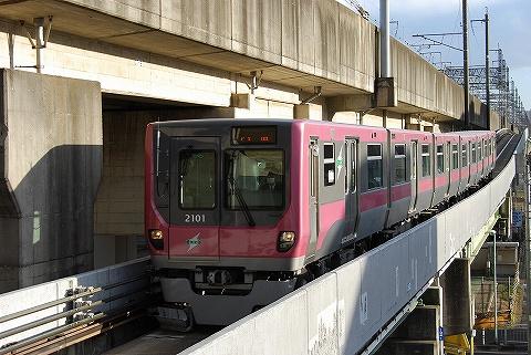 埼玉新都市交通2000系@鉄道博物館