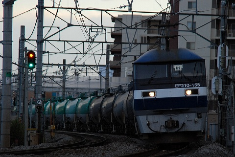 EF210-155@宮原