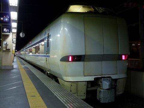特急はくたか@金沢'09.12.23