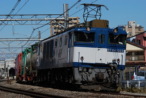 EF64-1022@宮原'10.1.24
