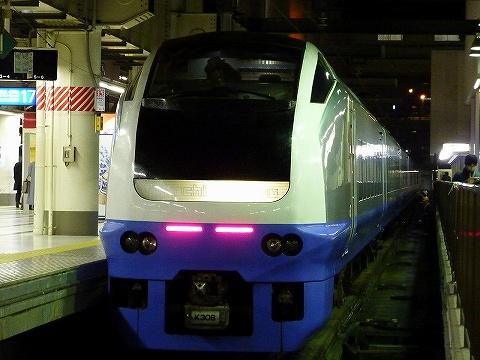 E653系@上野'10.2.10