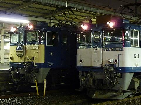 EF64-1017&EF64-1053@大宮'10.2.10
