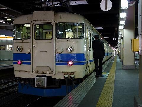 クモハ471-1@金沢'09.12.24