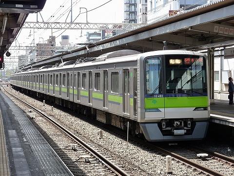都営10-300形@笹塚'10.4.21