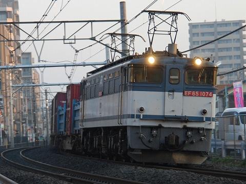 EF65‐1074@宮原'10.4.24