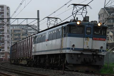 EF65-1087@宮原'10.4.29
