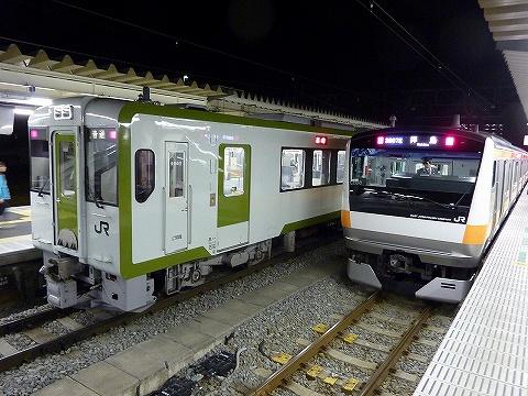 E233系&キハ100系@高麗川'10.5.12