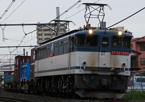 EF65-1065@宮原'10.5.30
