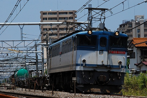EF65-1057@宮原'10.6.5