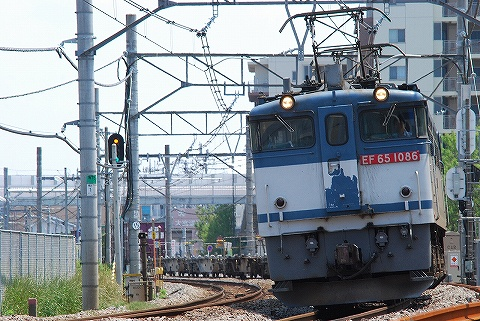 EF65-1086@宮原'10.6.5