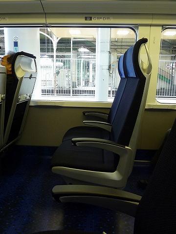 AE形座席