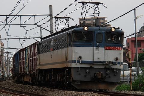 EF65-1075@宮原'10.7.24