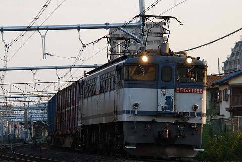 EF65-1086@宮原'10.7.25
