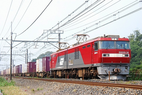 EH500-34@蓮田'10.8.1