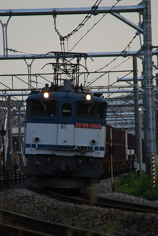 EF65-1065@宮原'10.8.8