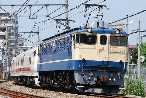 EF65-1104@宮原'10.8.21
