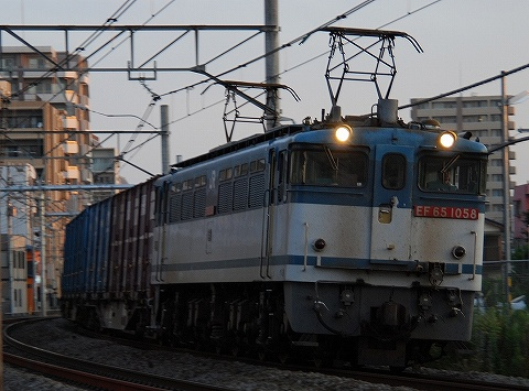 EF65-1058@宮原'10.8.29