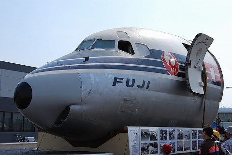 JLDC-8機首